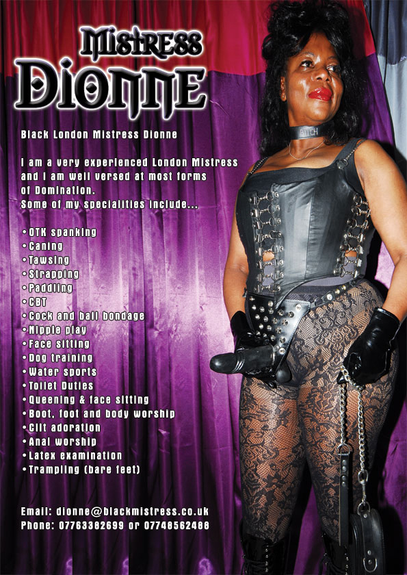 Black-London-Mistress-Dionne