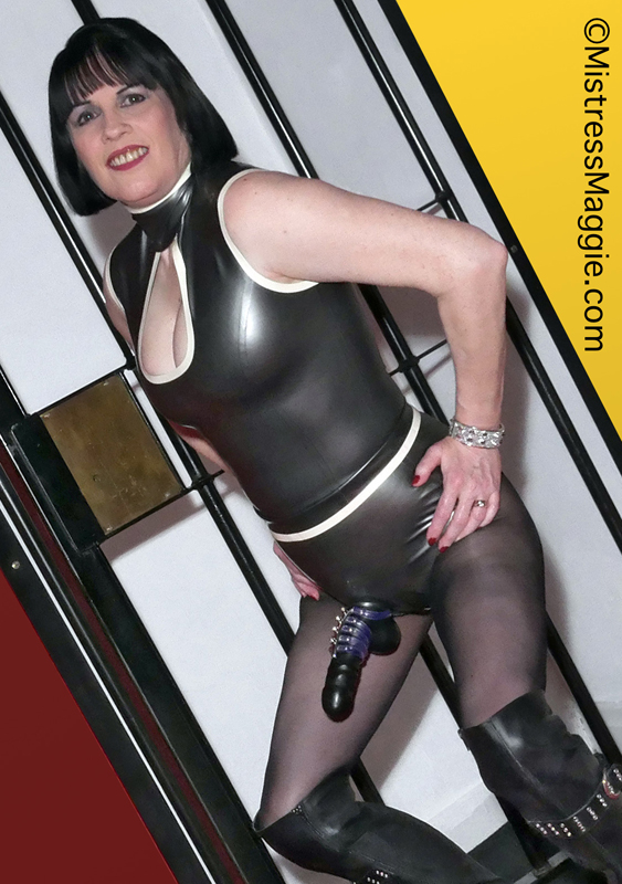 Congratulate, dominatrix mature stories