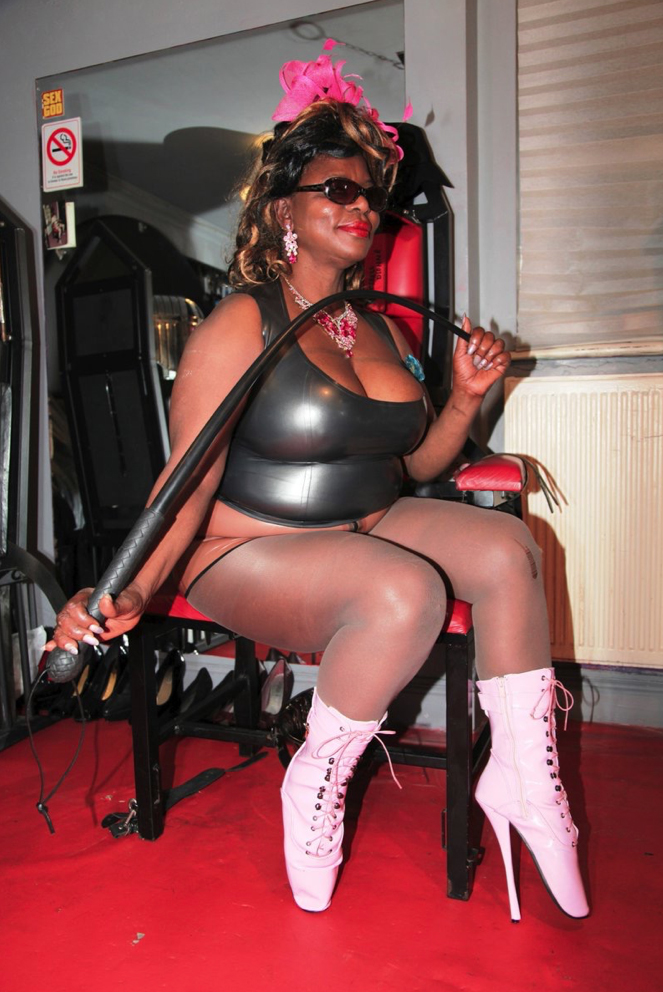 Madam london domination recommend you