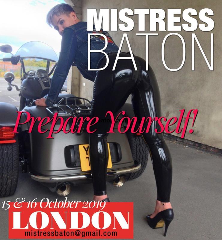 London Mistress Baton