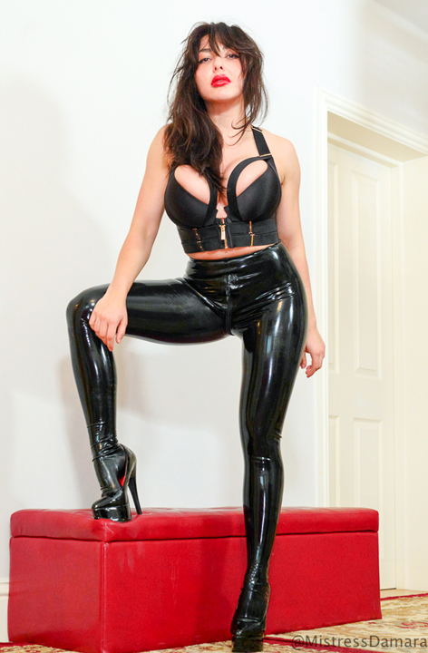 London Mistress Damara