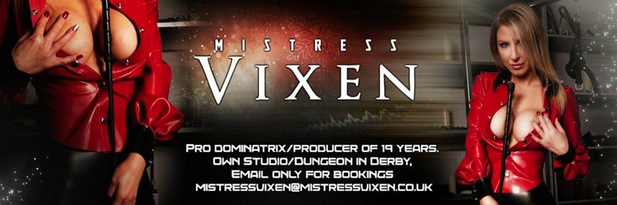 Derby Mistress Vixen