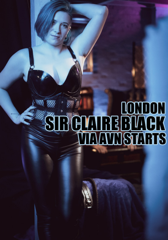 London Sir Claire Black
