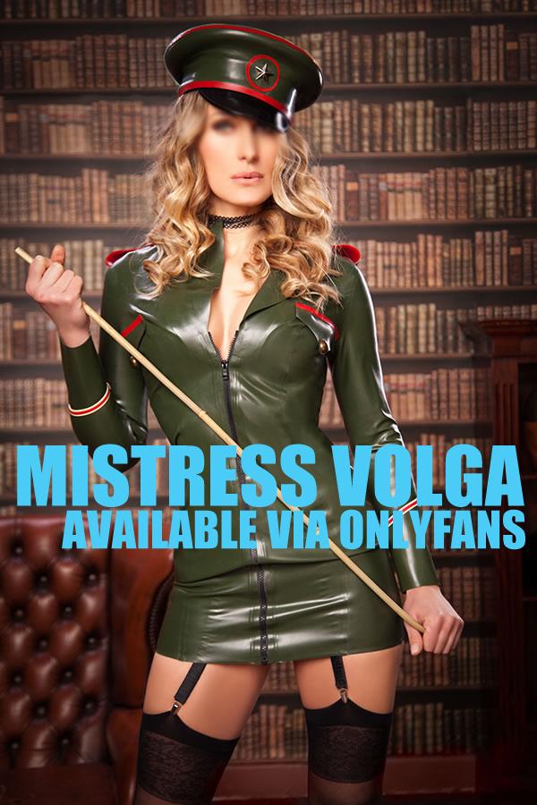 London Mistress Volga